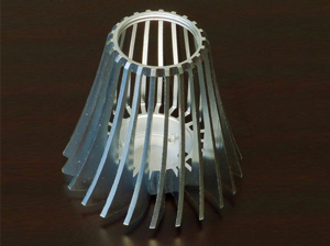 Custom Extruded Aluminum Heatsink