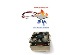 thermoelectric heasinks